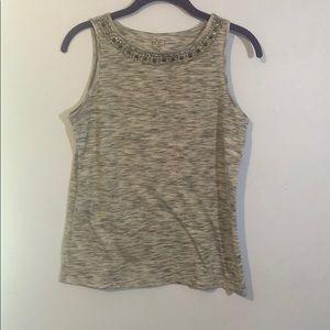 LOFT blouse size MP